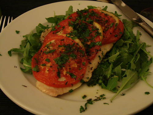 Dinner: August 14, 2012