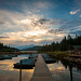 Summer Sunrise by Hume Lake Photographer