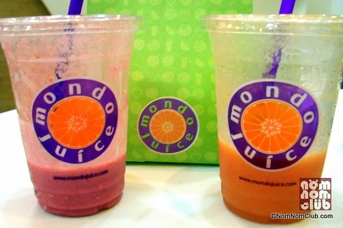 WIped-out Mondo Juice Fruit Juices