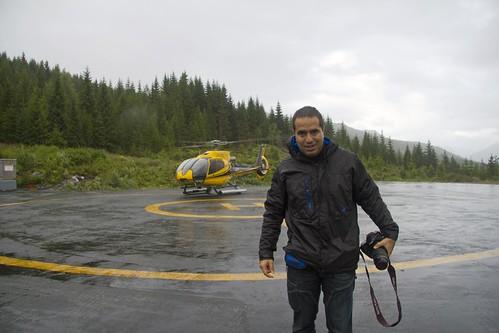 Nacho 23 Helicópter