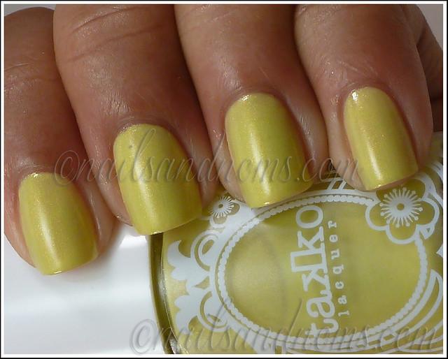 Lemon Macaroon 1