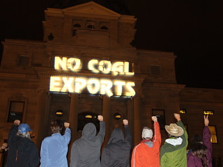 No Coal Exports - Helena, MT