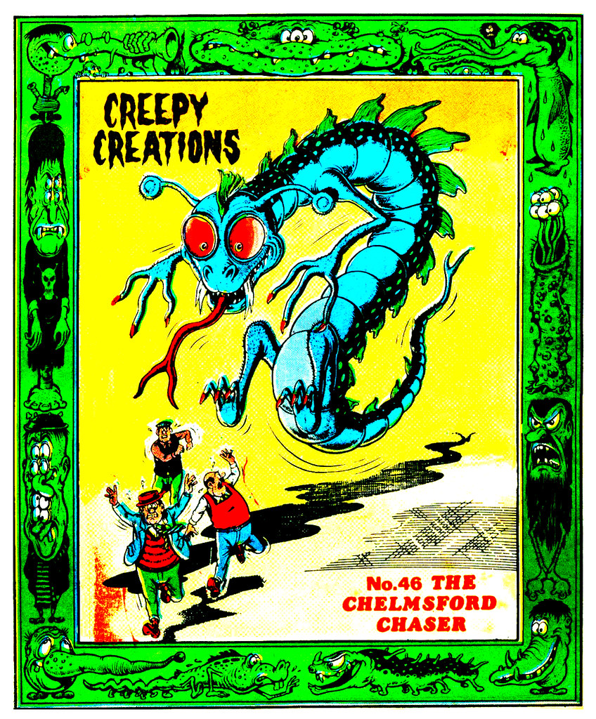 Creepy Creations No.46 - The Chelmsford Chaser