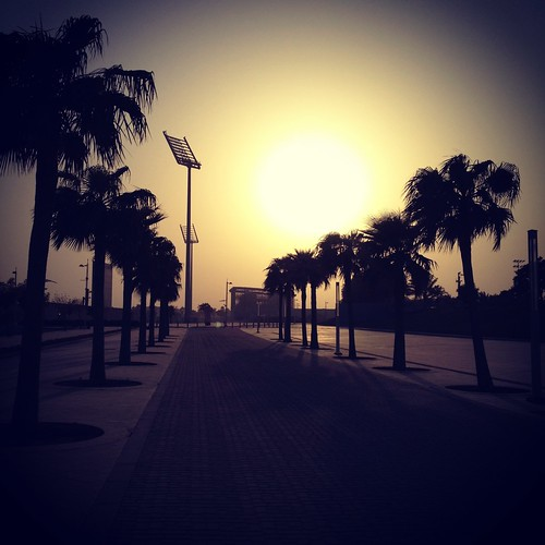 sundown photostream qatar aspire project366 instagram