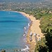 Small photo of View over Zaga beach, Koroni