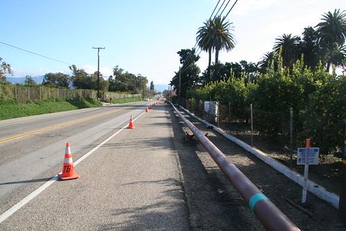 Gas Line Replacement - Ventura, CA - Ventura Directional Drilling Inc.