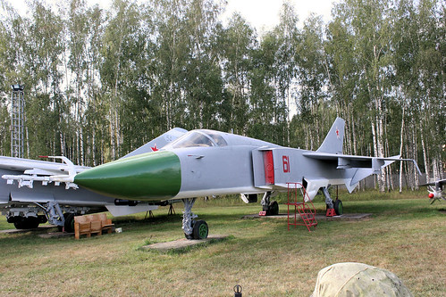 Sukhoi T-61 61 red