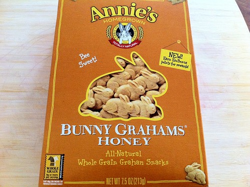 Organic Honey Grahams