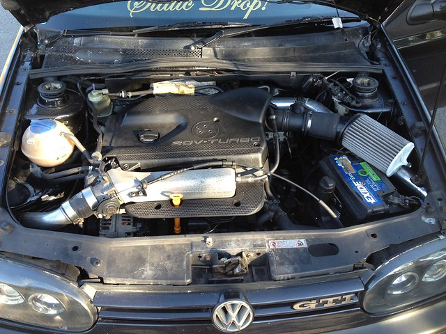 Just another mk4 golf among the 1000's 7824282890_f47ce26158_z