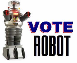 Vote for the Robot of Your Choice!