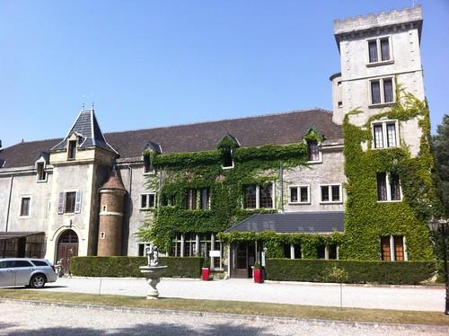 Le Château de Fontager  - 1