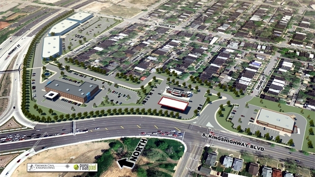 Forest Park Southeast neighborhood - St. Louis, MO - K2 Commerical Group development plan