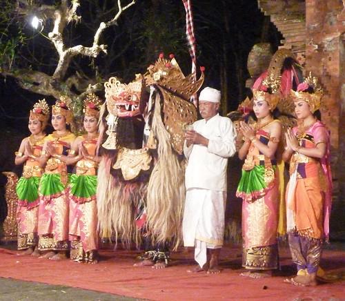 Bali- Ubud-Spectacle de danse (127)