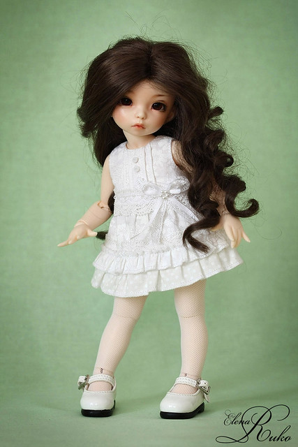 My new doll Lyna