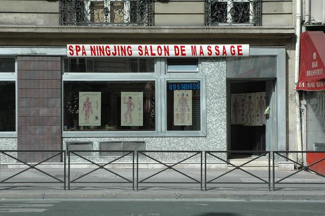 Spa Ninjing Salon De Massage Flickr Photo Sharing