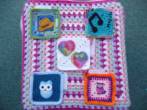 Fiona (Netherlands) Your Squares arrived today for our Challenges. Thank you!