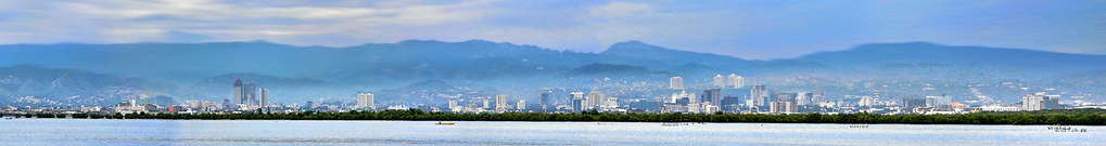 Cebu City Skyline