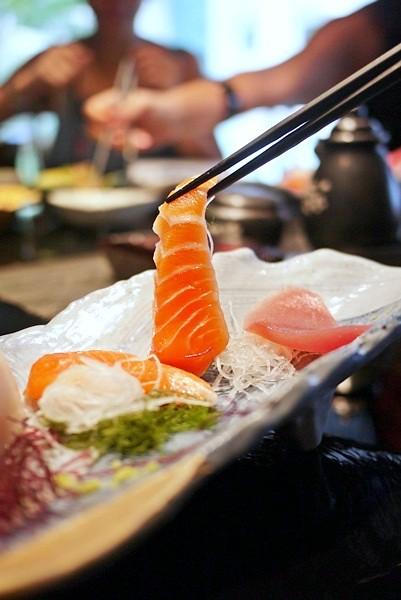 Tatsu - Japanese restaurant Intercontinental Hotel KL (30)