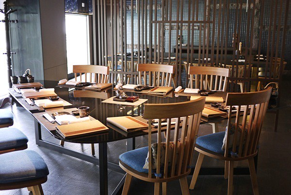 Tatsu - Japanese restaurant Intercontinental Hotel KL (10)
