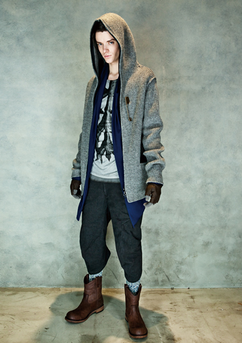 Otto Lundbladh0028_KAZUYUKI KUMAGAI AW12(ATTACHMENT)