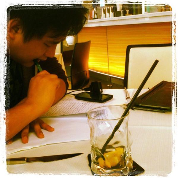 Kok writing
