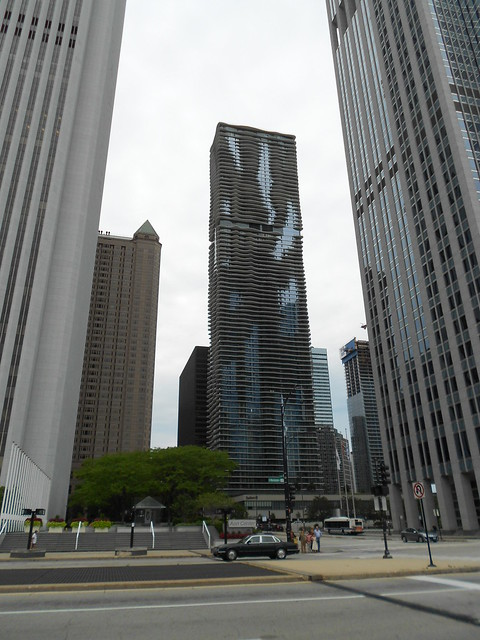Photo:Aqua Tower - Exterior 7 By Chicago Architecture Today