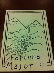 Fortuna Major Card