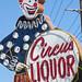 Small photo of Circus Liquore, North Hollywood, closeup
