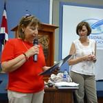 Pre y post-congreso y actividades sociales agosto 2012