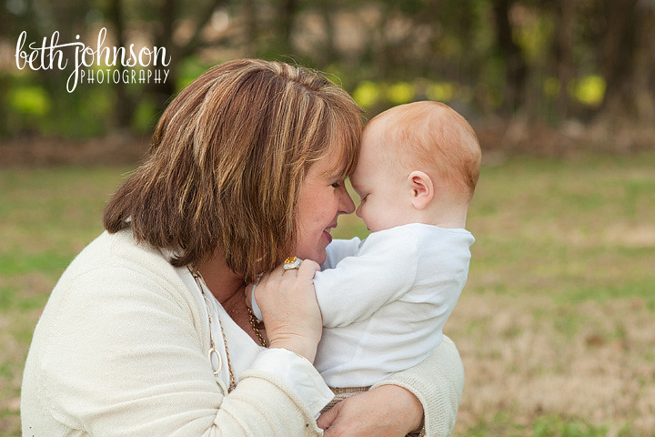 tallahassee mom and baby photographer
