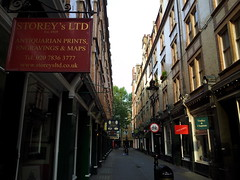 Cecil Court - Diagon Alley