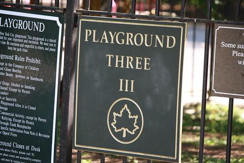 Prospect Park- September 2012