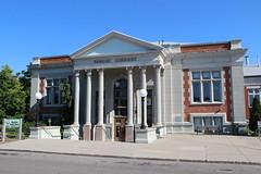 Woodstock Public Library (Woodstock, Ontario)