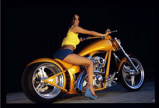 Dreamachine Motorcycles Yellow
