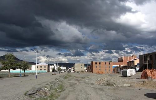 ulgii town