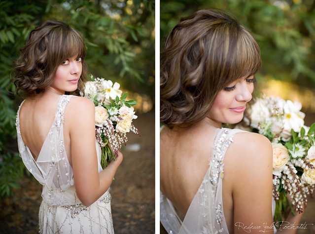 Sonoma Wedding Portrait