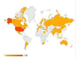 august international site visitors