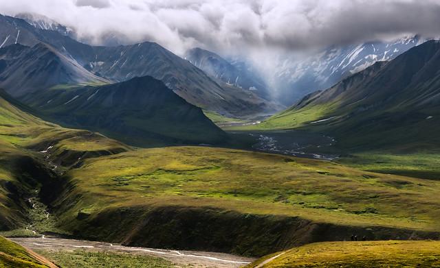 Parque Nacional Denali.Alaska