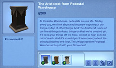The Aristocrat from Pedestal Warehouse