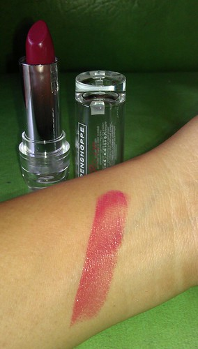 Penshoppe Rouge Lipstick Satire swatches