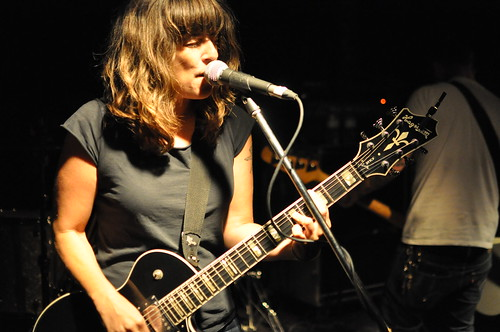 Julie Doiron & The Wrong Guys at Cafe DeKcuf