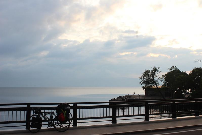 十和田湖に到着