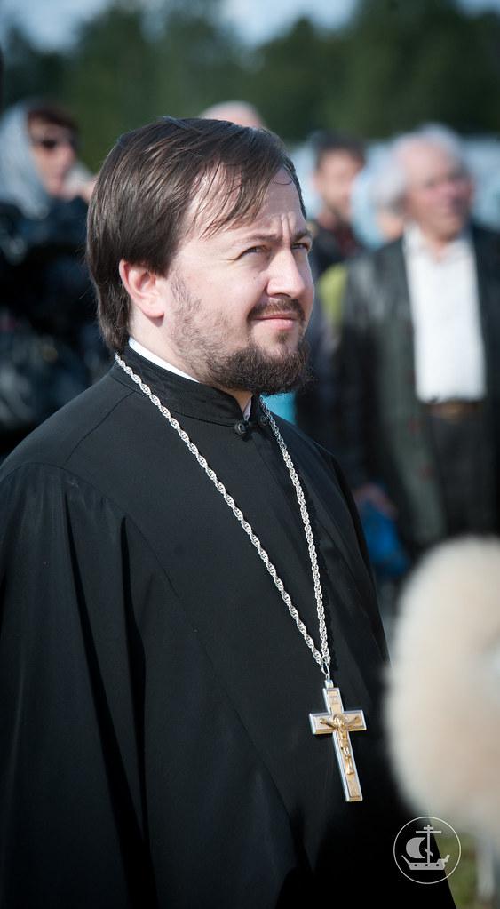 Председатель отдела по делам молодежи Санкт-Петербургской епрахии