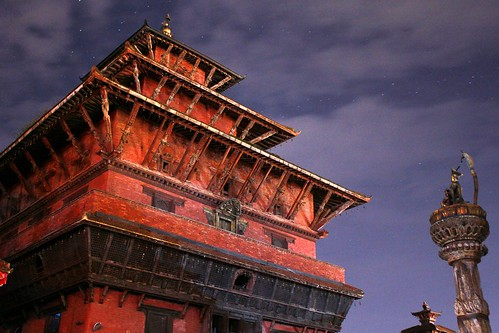 nepal heritage night stars asia king palace 7d patan newar