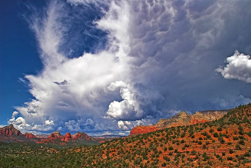 travel arizona usa storm 20d nature clouds photoshop canon landscape photo interestingness interesting day photographer cs2 picture sedona az 2006 september explore adobe thunderstorm redrock northern adjust infocus denoise topazlabs photographersnaturecom davetoussaint mygearandme flickrstruereflection1 dailyrayofhope2012