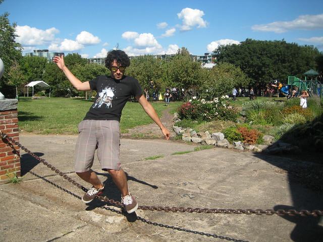 chain surfing