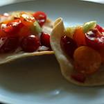 garden harvest salsa