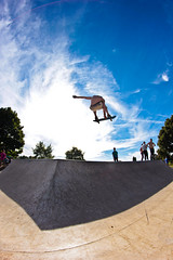 Sean - Grab @ Radlands Plaza, Northampton