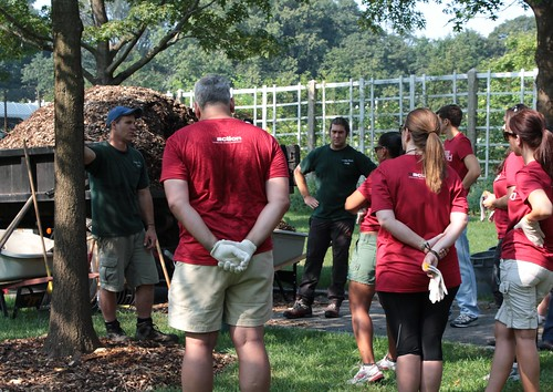 Scripps Networks Interactive Volunteer Day