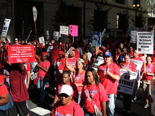 Chicago Teachers on Strike | by Chicago Man